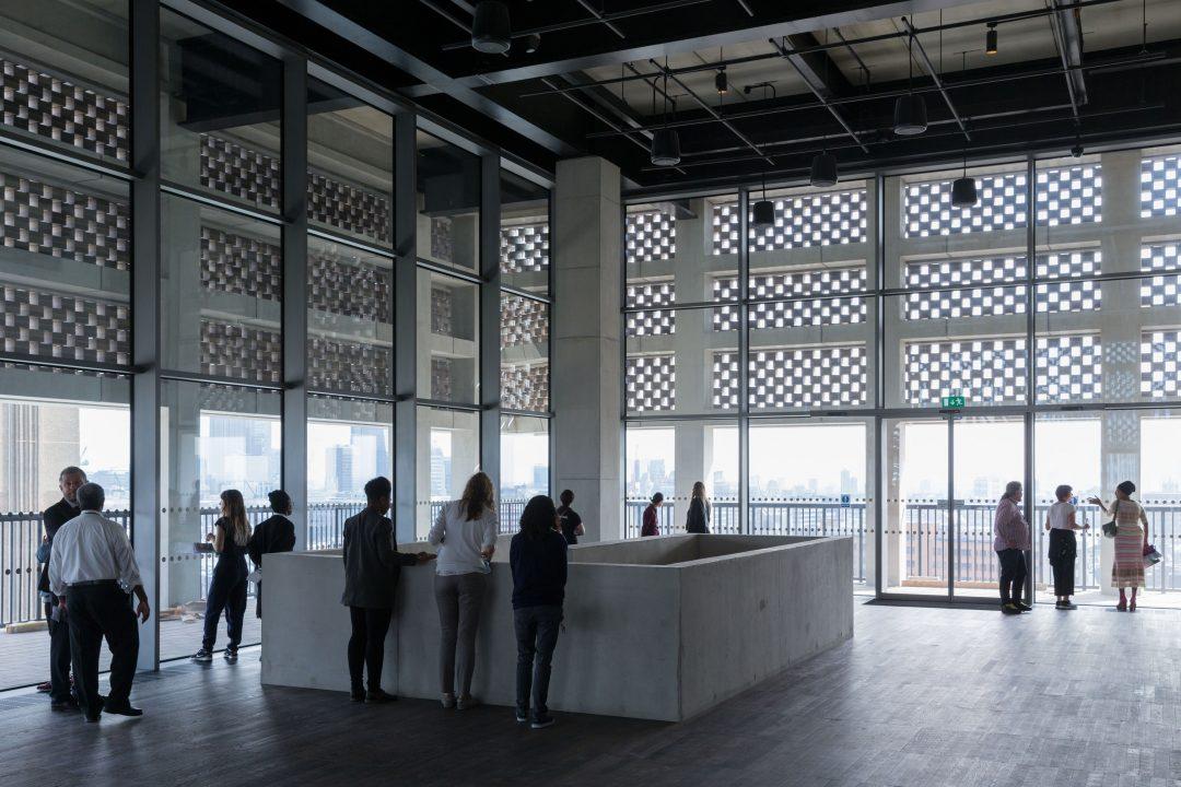 Londra, i nuovi spazi della Tate Modern