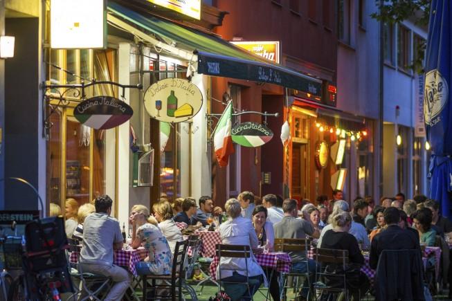 Berlino, il quartiere di Prenzlauer Berg