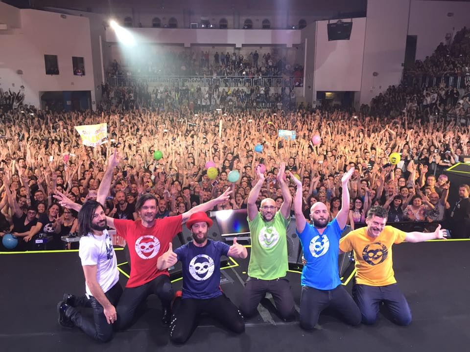 I concerti dell'estate 2016 in Italia. Vicino alle vacanze