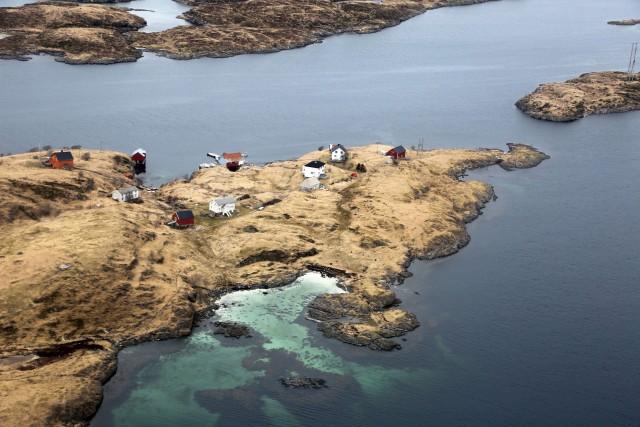 Oltre le cittadine di Trondheim e Tromsø , i piccoli villaggi di pescatori delle pittoresche isole Lofoten