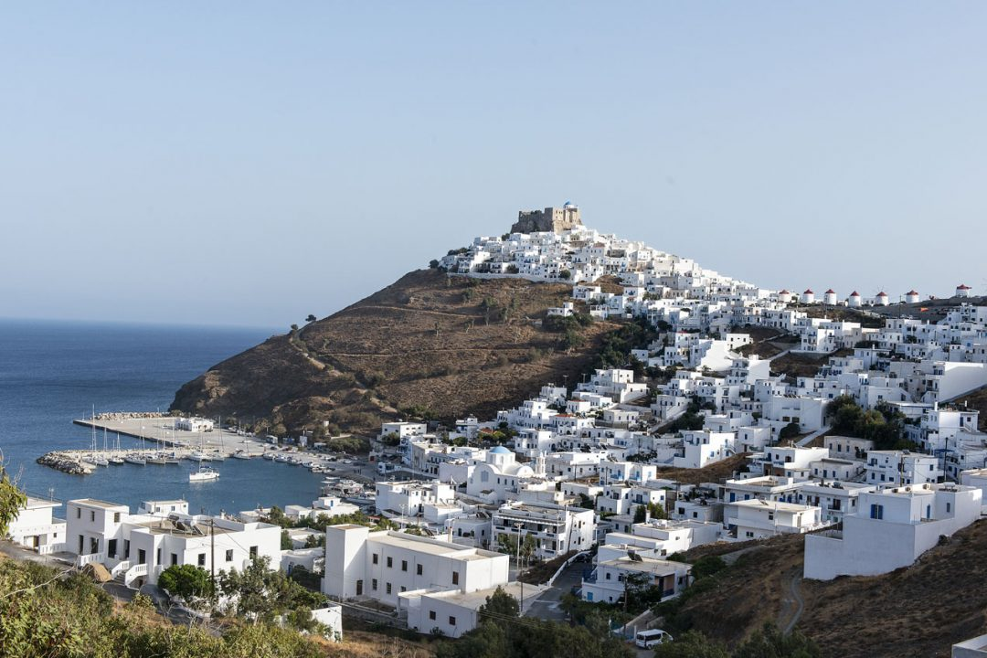Astypalea: l'isola della Grecia lontana dal turismo