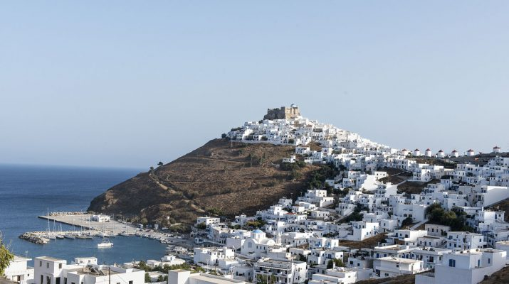 Foto Astypalea: l'isola della Grecia lontana dal turismo