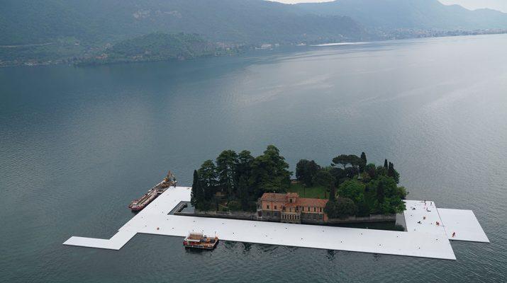 Foto Da Monte Isola a Lovere, cosa vedere al Lago d'Iseo