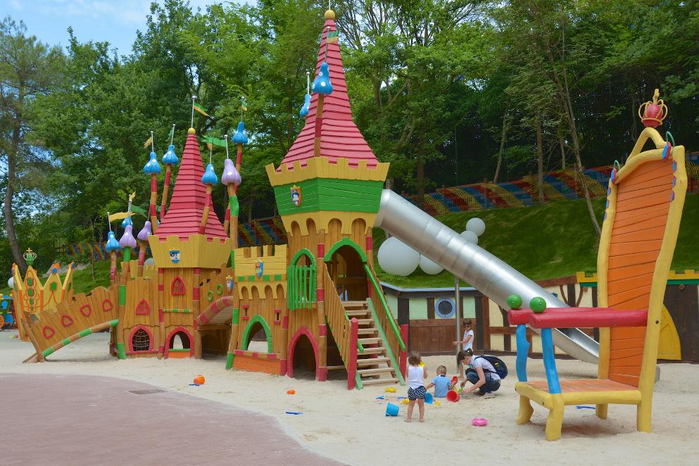 Lago di Garda per bambini: non solo Gardaland