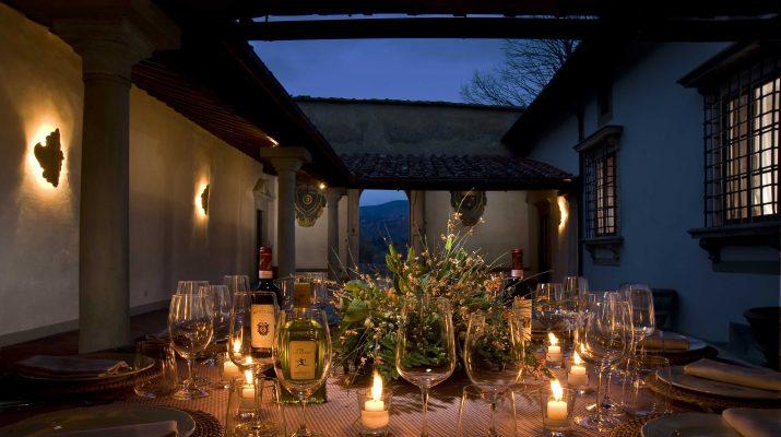 Foto Tenute Frescobaldi: tutto il bello delle vigne toscane