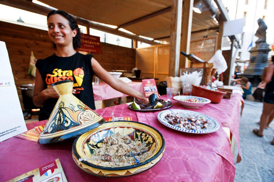 Stragusto 2016,street food mediterraneo a Trapani