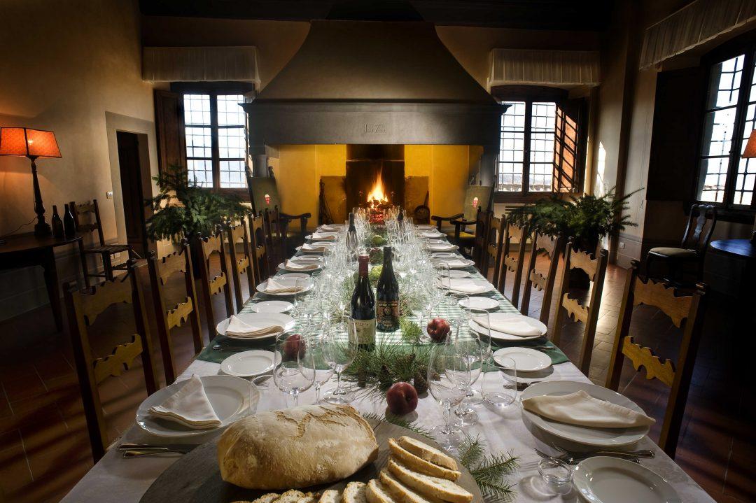 Tenute Frescobaldi: tutto il bello delle vigne toscane