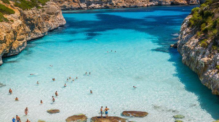 Foto Le 30 spiagge più spettacolari della Spagna