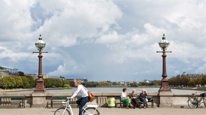 Foto Copenaghen: tutto in bici