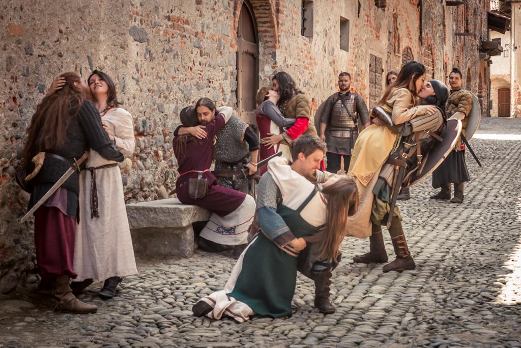 9-10 luglio 2016: l'Italia invasa dai Vichinghi