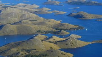 Dugi-Otok—Kornati-viste-da-Telašćica