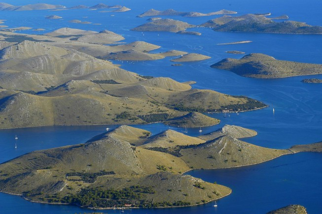 Dugi-Otok---Kornati-viste-da-Telašćica