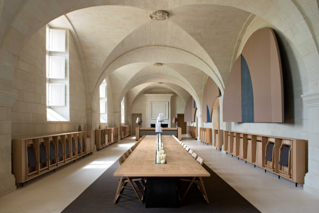 Abbaye Fontevraud/N.Matheus