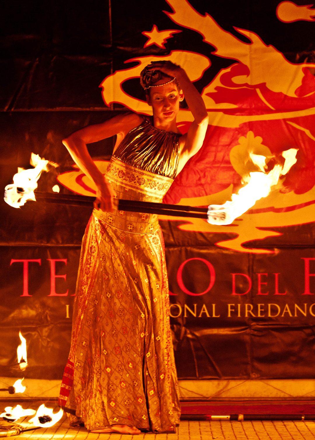 Da Stromboli, il Teatro del Fuoco arriva a Palermo