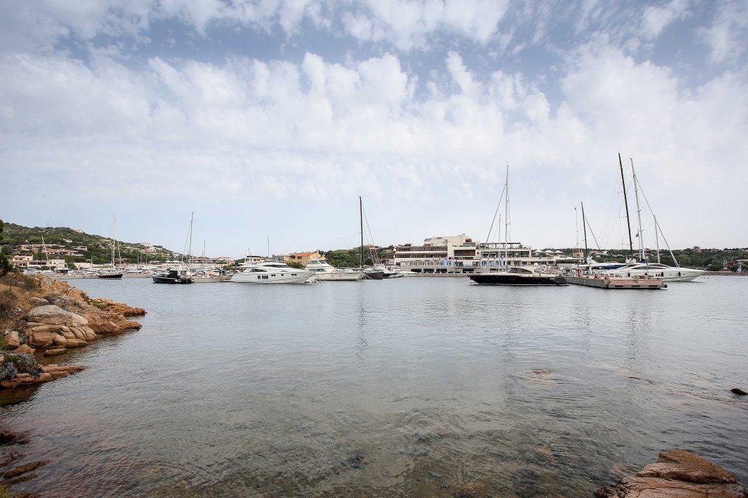 Costa Smeralda in barca
