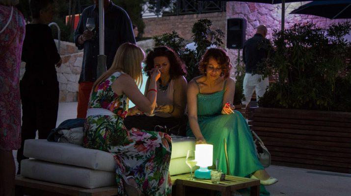 Foto Fullmoon Party. La festa a Rovigno, Croazia