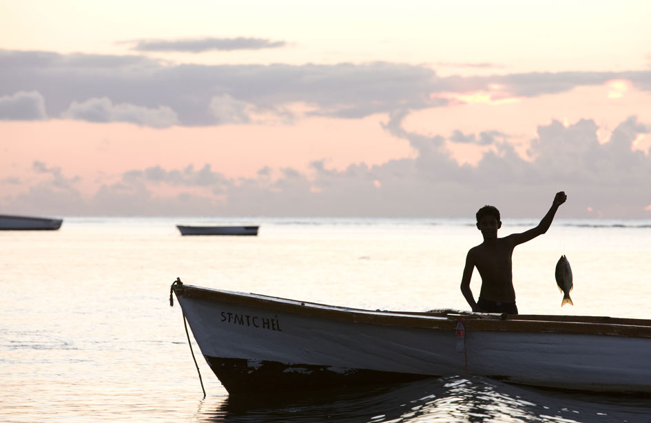 Mauritius: rhum, vaniglia e table d'hôtes