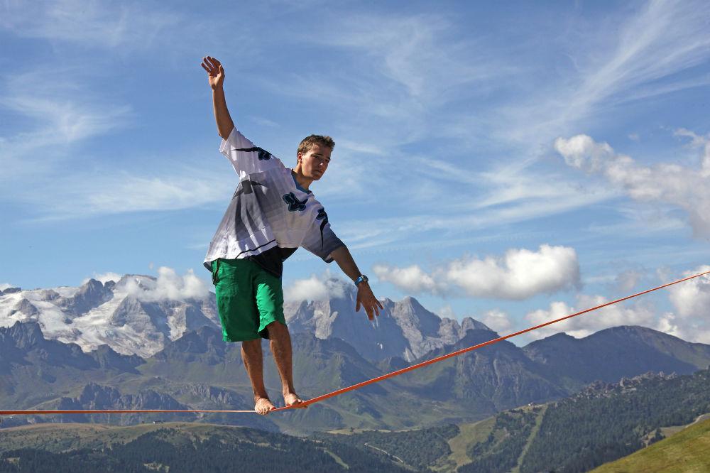Montagna d'estate: gli sport da temerari