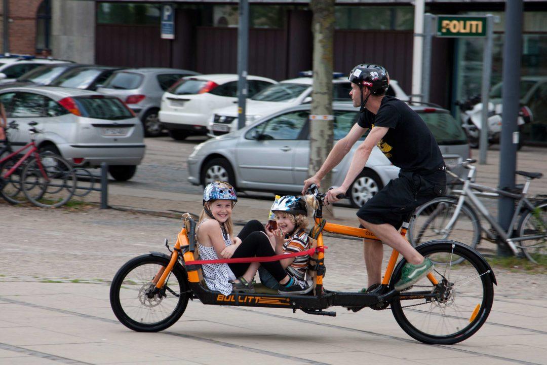 Copenaghen: tutto in bici