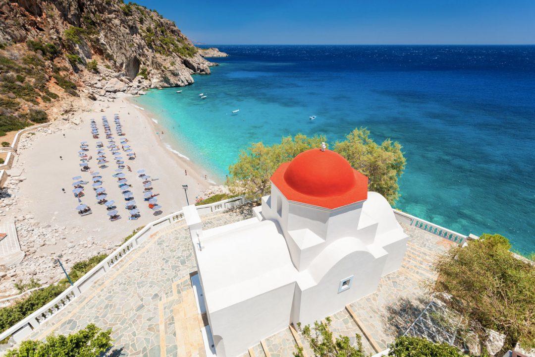 isola greca Karpathos