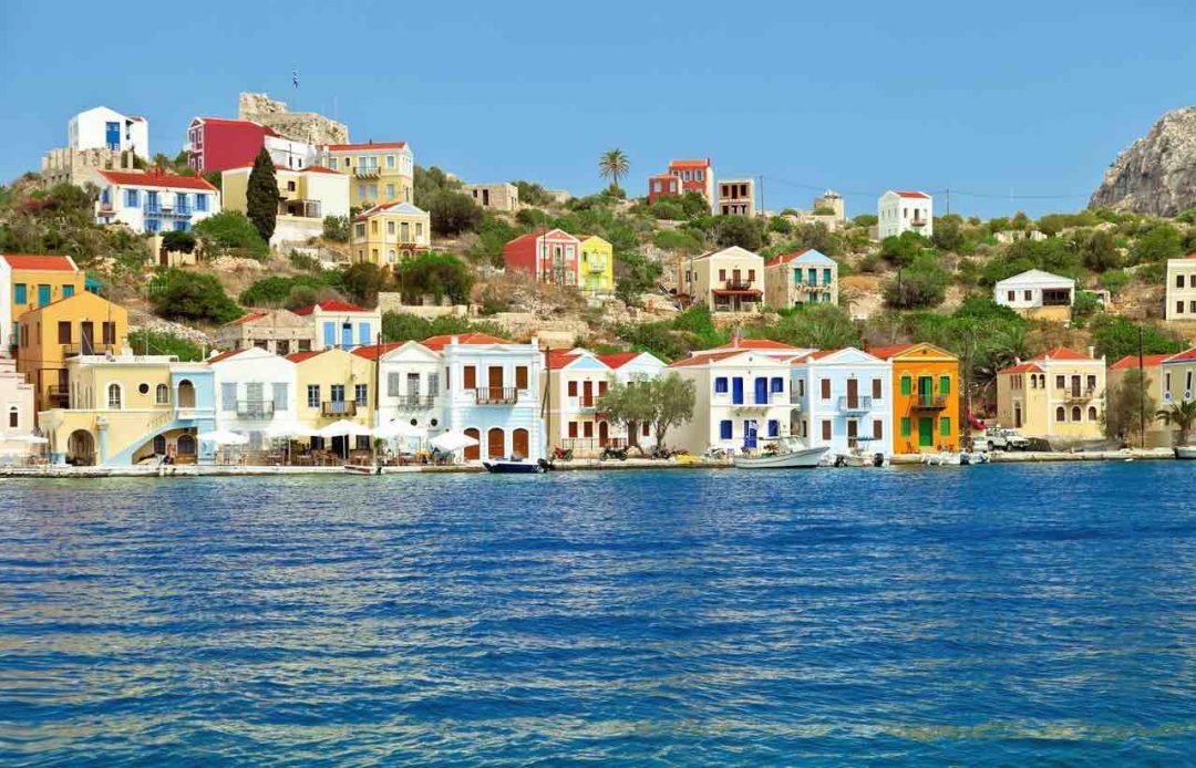 l'isola greca di Kastellorizo è covid free