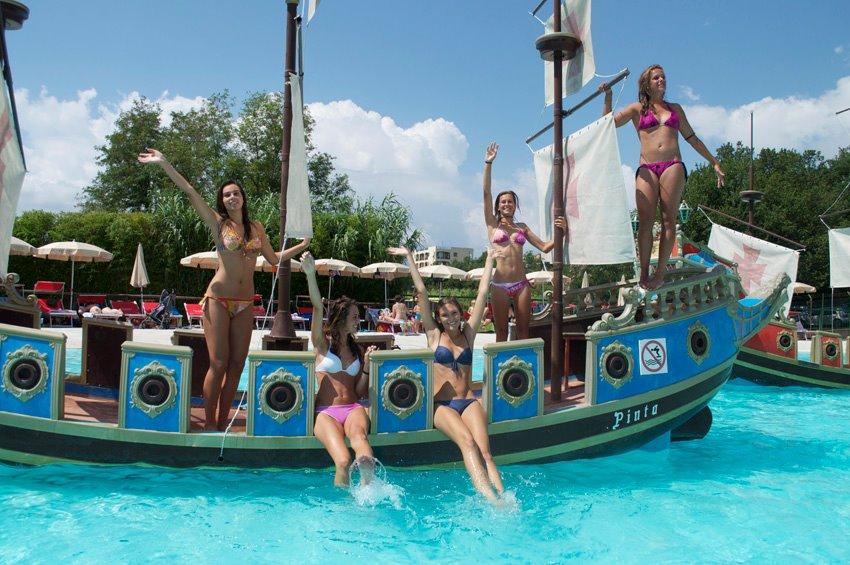 Parchi acquatici: i più divertenti d'Italia