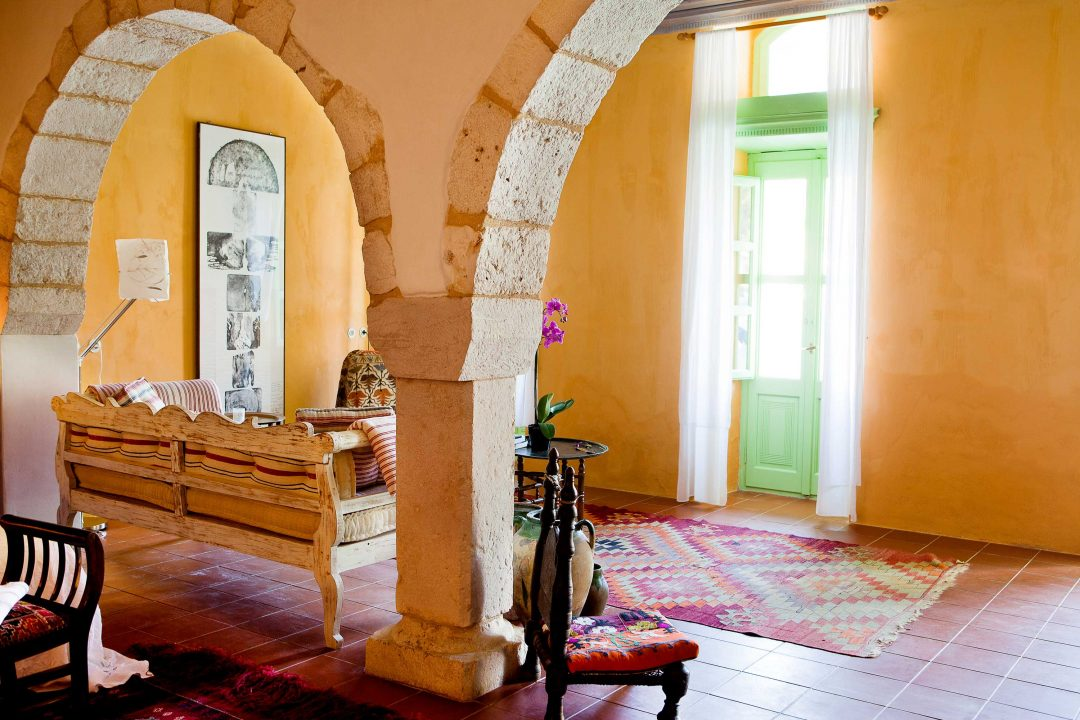 Kastellorizo, hotel a pelo d'acqua e taverne