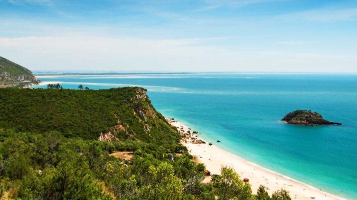Foto Portogallo: sulla costa di Caparica, surf e locali vicino a Lisbona