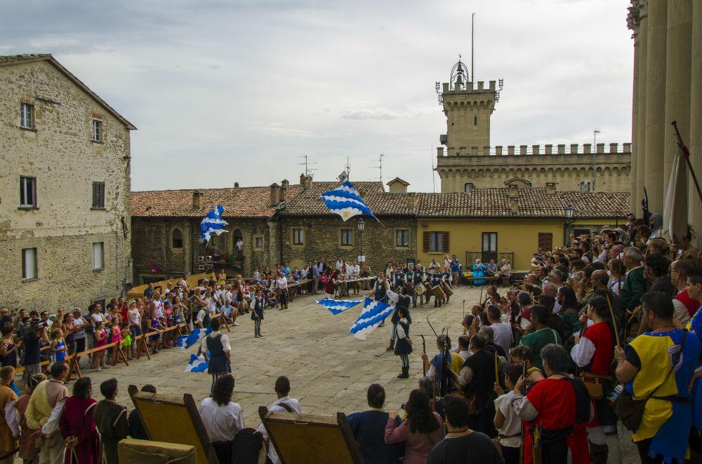 San Marino: al via le Giornate Medievali