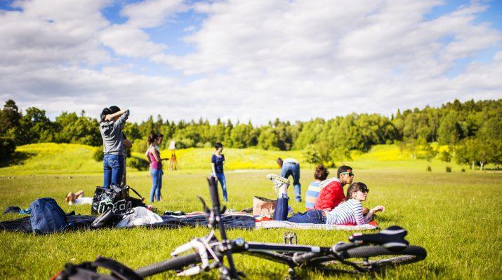 Foto Bicicletta: il tour del Grande Nord