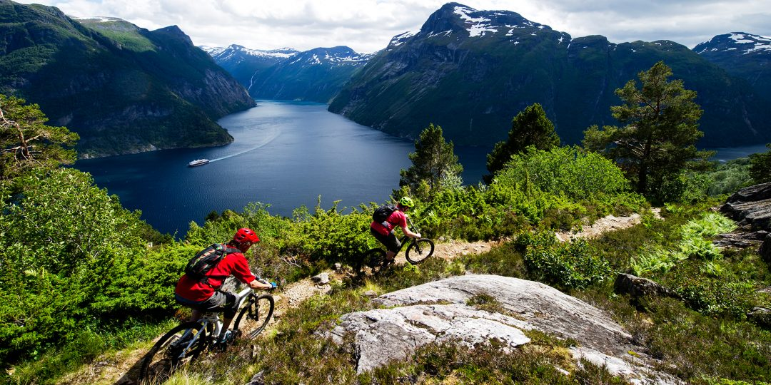 Bicicletta: il tour del Grande Nord