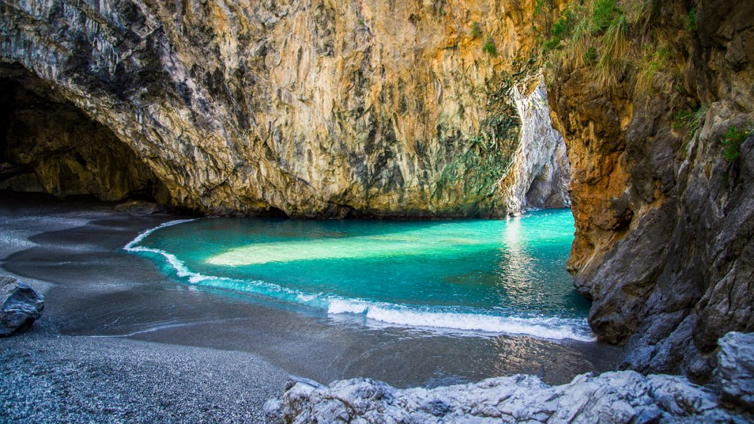 Le spiagge della Calabria