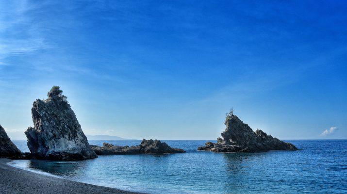 Foto Il mare spettacolo della Calabria