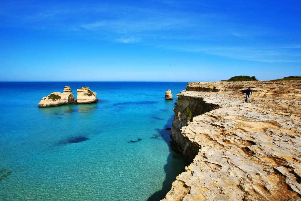 Vacanze In Salento Itinerario A Tappe Da Lecce A Porto