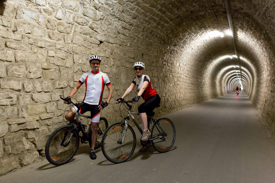 Ferrovia Parenzana: in bici da Trieste alla Croazia