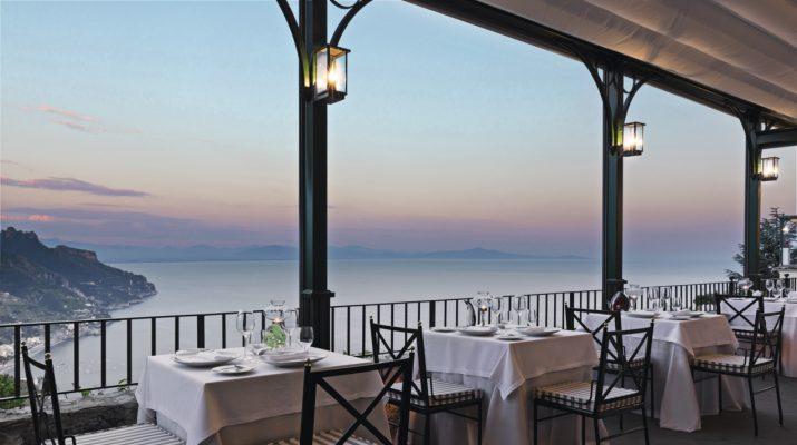 Foto Pranzo vista mare: 20 ristoranti da favola