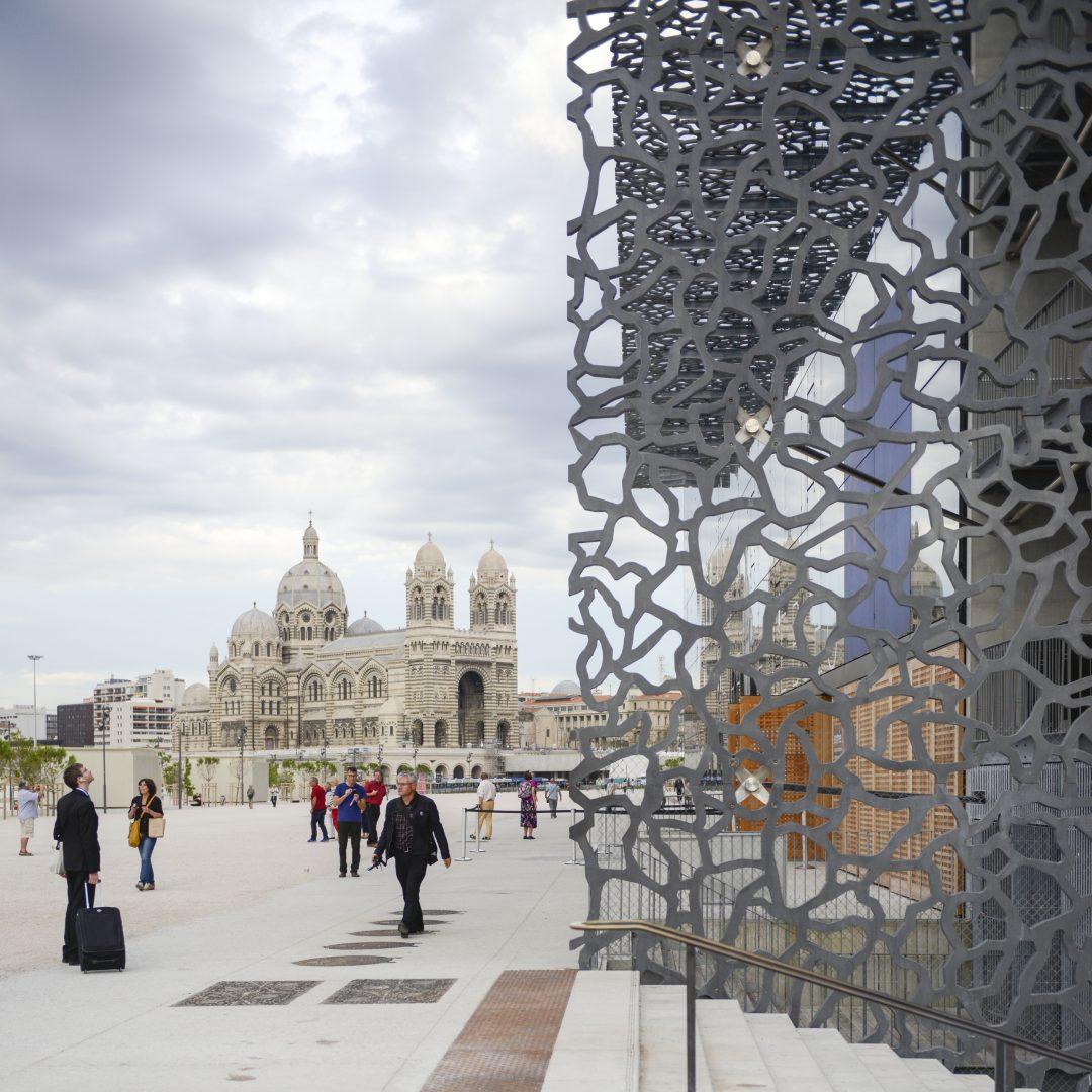 La nuova Marsiglia, tra arte e mare