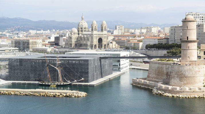 Foto La nuova Marsiglia, tra arte e mare