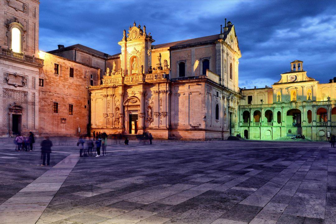 Franco Cappellari - Viaggiare in Puglia