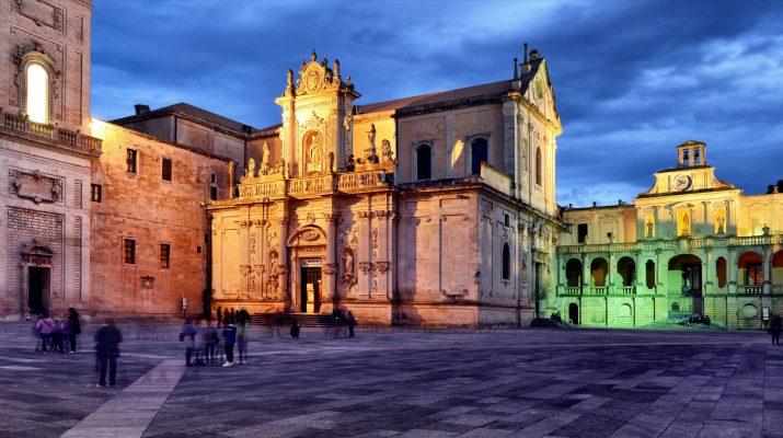 Foto Lecce: Barocco superstar