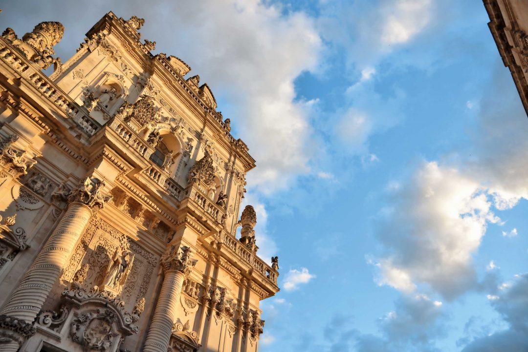 Lecce Basilica Rosario