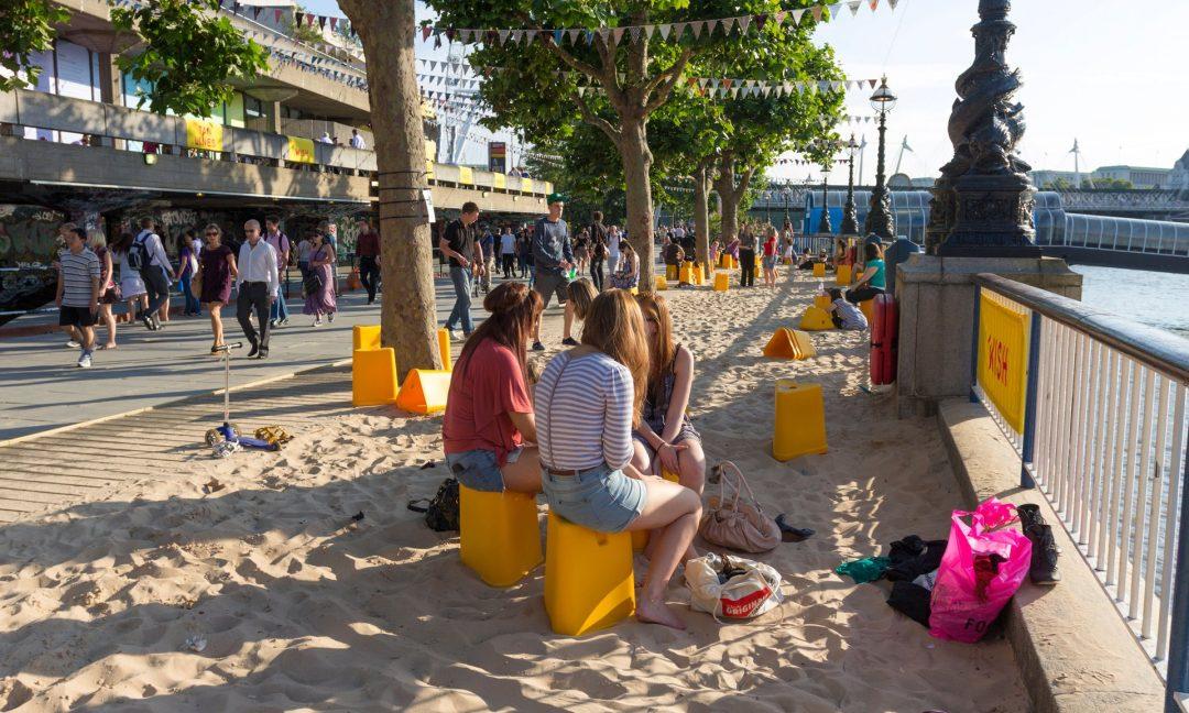 Spiagge urbane: le più divertenti d'Europa