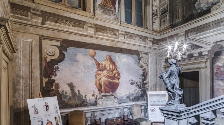 Foto Le nobili dimore di Bergamo aprono al design