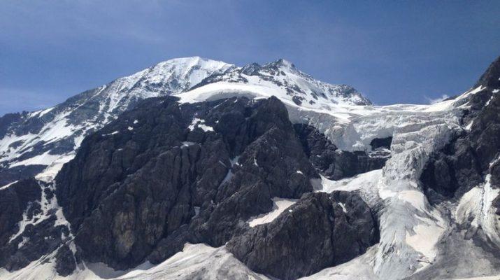 Foto Val Venosta: estate sul ghiacciaio
