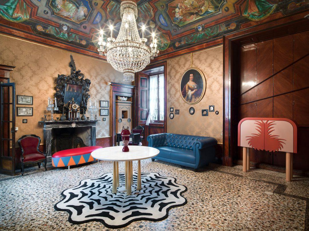 Le nobili dimore di Bergamo aprono al design