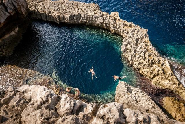 Malta tra scogliere e spiagge il top del mare gallery - La finestra azzurra gozo ...