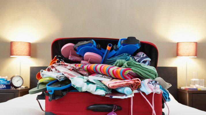 Foto Fare la valigia: 20 trucchi salva-spazio