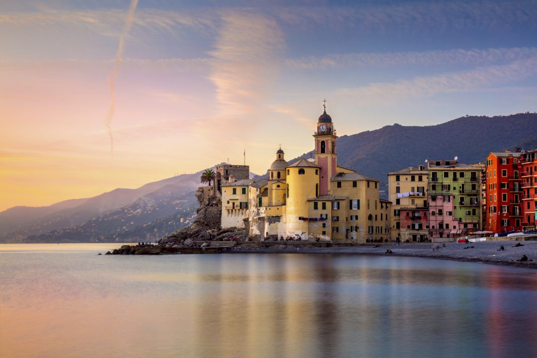 Weekend a Camogli