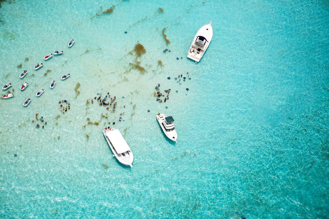 Tuffo nel blu: le acque più cristalline del pianeta