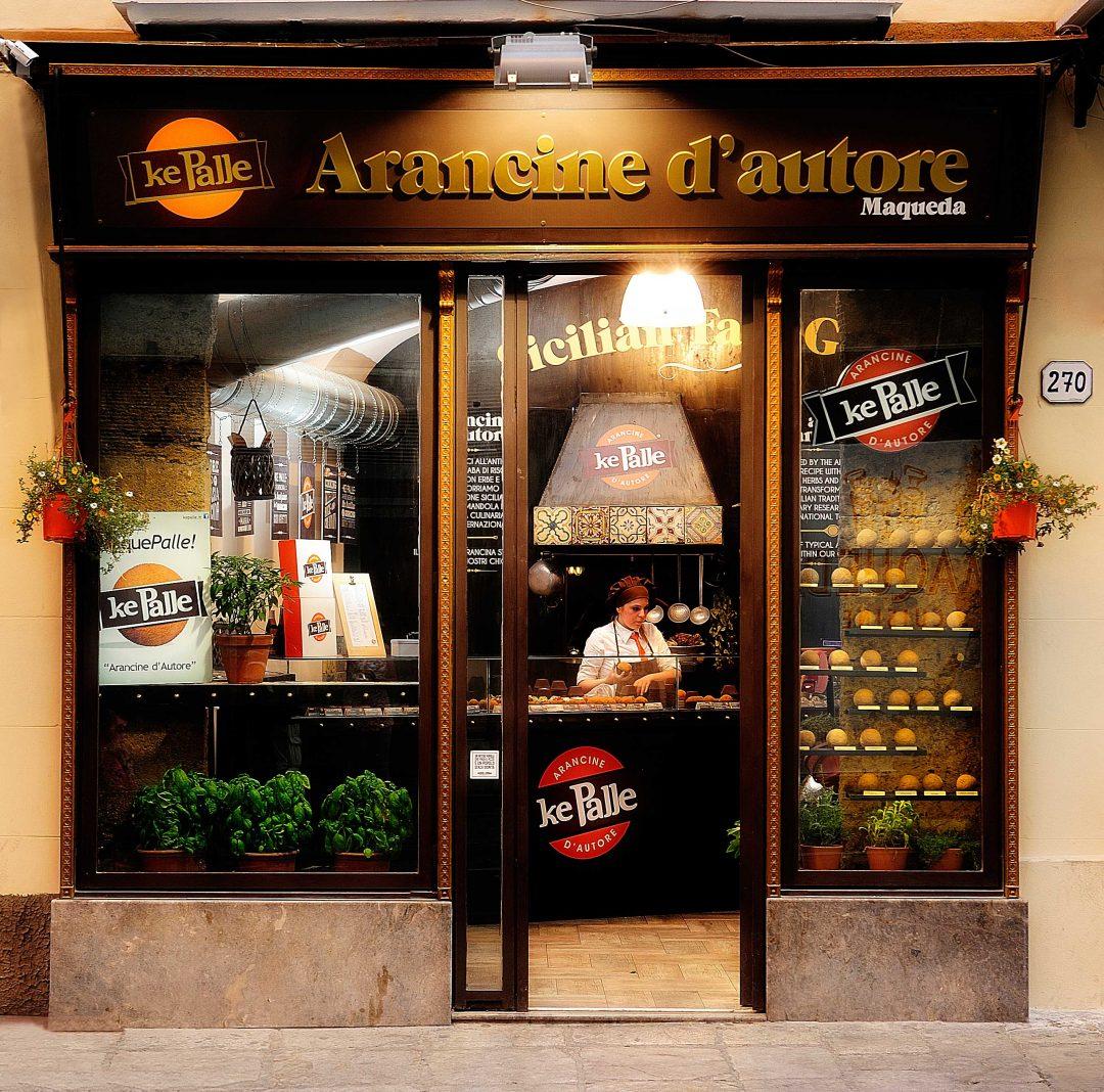 Sicilia: street food, stellati e dolci d'autore